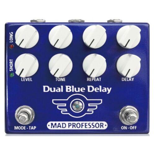 MAD Professor - Dual Blue Delay