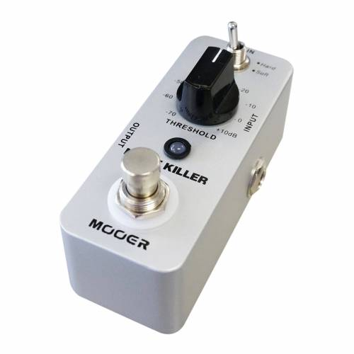 Mooer Audio - Noise Killer Noise Reducer/Noise Gate