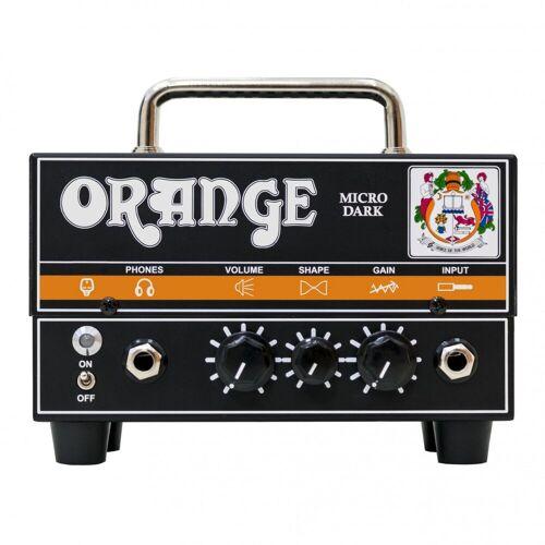 Orange - Micro Dark