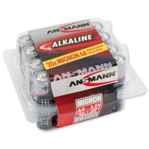 Ansmann - Mignon AA RED Batterie