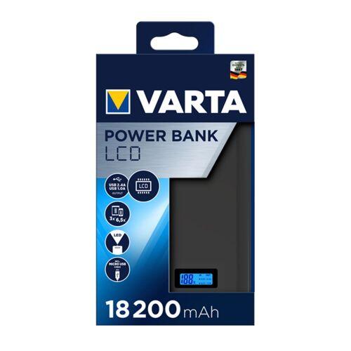 Varta - LCD Powerbank 18200mAh