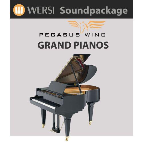 Wersi - Pegasus Wing Grand Pianos