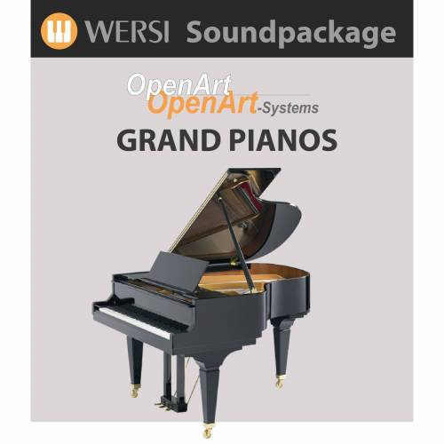 Wersi - OAS Grand Pianos