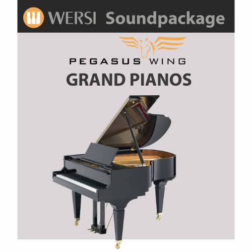 Wersi - Pegasus Wing Grand Pianos