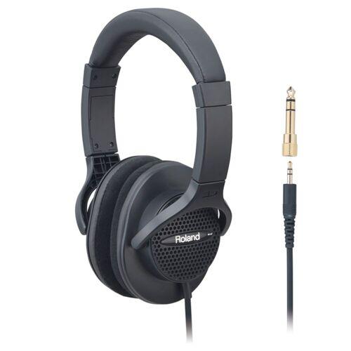 Roland - RH-A7 BK Halboffener Kopfhörer schwarz
