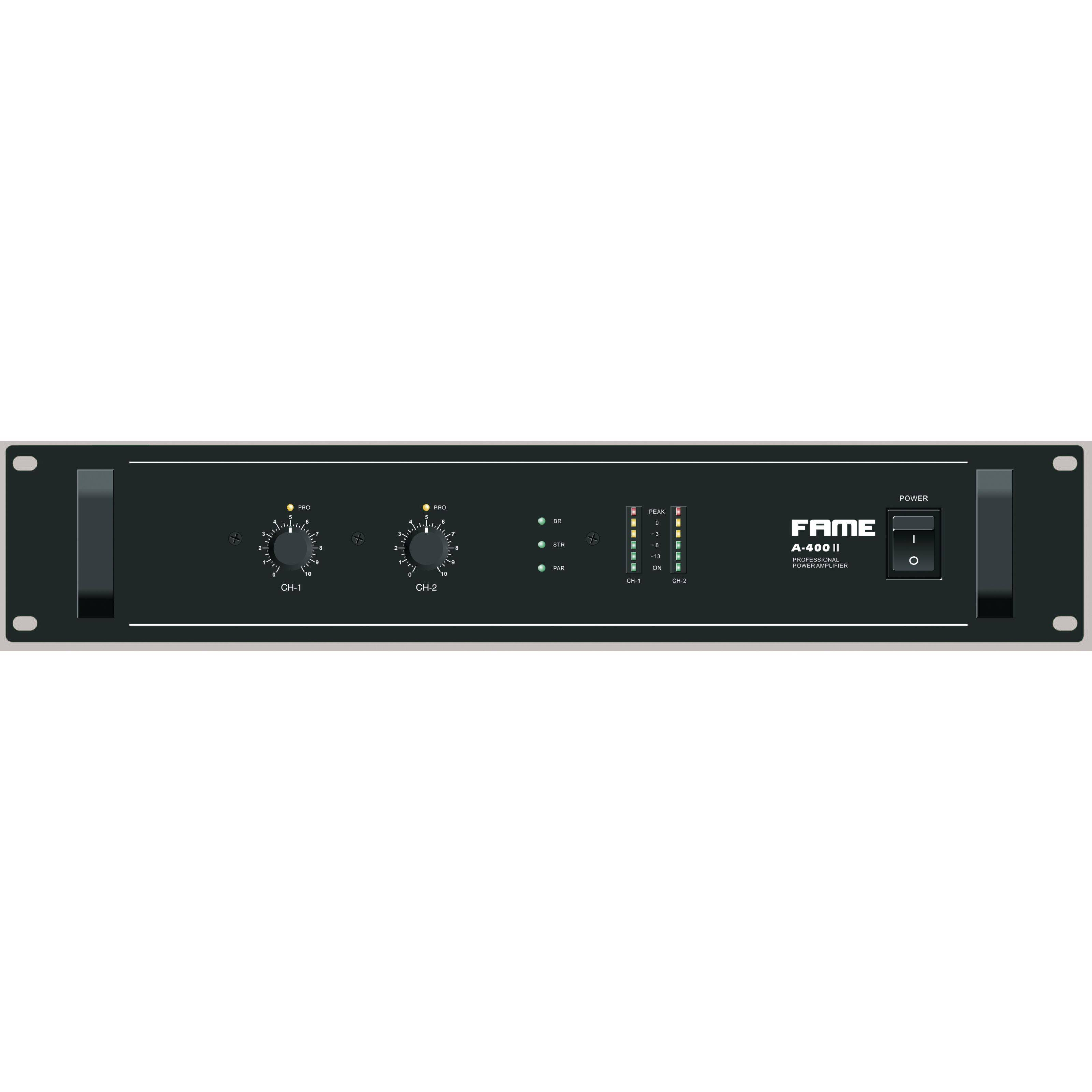 Fame Audio - Stereo Endstufe A-4...