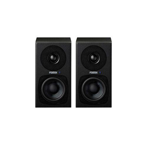 Fostex - PM0.3d black kompakte 2-Wege Studiomonitore