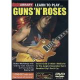 Roadrock International - Lick Library: Learn To Play Guns 'N' Roses