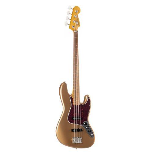 Fender - Vintera '60s Jazz Bass PF Firemist Gold