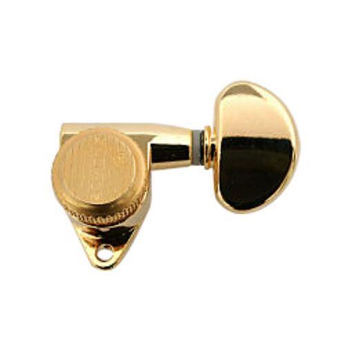 Kluson - MBG33G Backlock Tuners 3+3 Gold