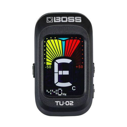 Boss - TU-02 Tuner