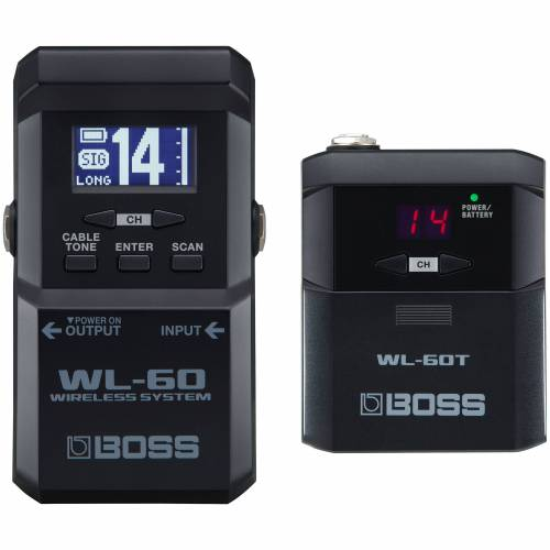 Boss - WL-60 Wireless System