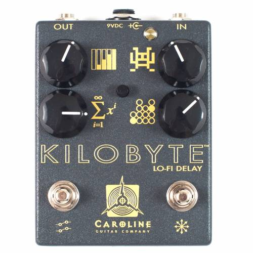 Caroline Guitar Company - Kilobyte
