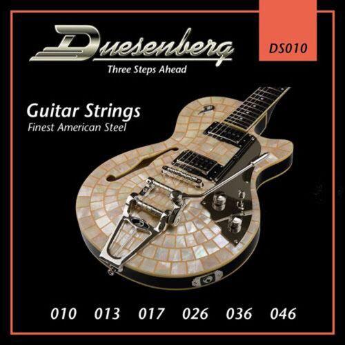 Duesenberg - DS010 10-46 E-Gitarren Saiten Nickel Wound