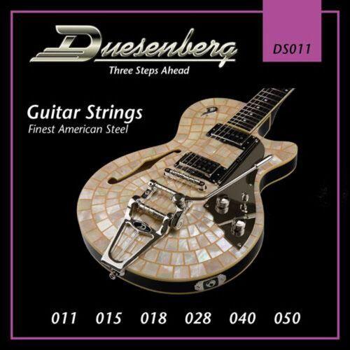 Duesenberg - DS011 11-50 E-Gitarren Saiten Nickel Wound