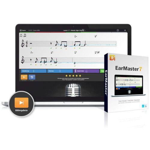 Earmaster - Earmaster 7 Ear Training Software
