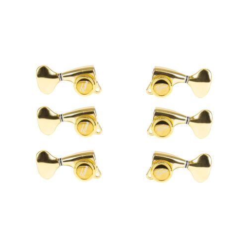 Fame - 334MDM Locking Tuners 3+3 Gold