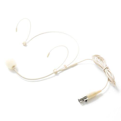 Fame Audio - MSW Pro HS Advanced mini XLR Headset, beige