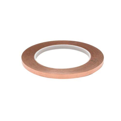 Göldo - Kupfer-Tape, 6,5mm x 30m Rolle selbstklebend