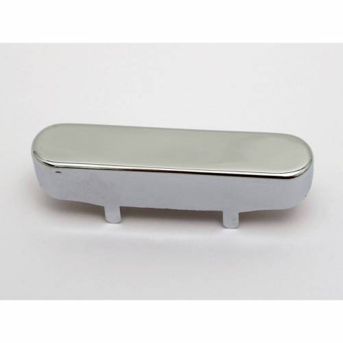 Göldo - T-Style PU-Kappe Neusilber Neck, Chrom