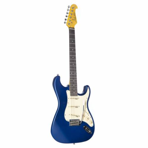 J & D - E-Gitarre ST Vintage Blue