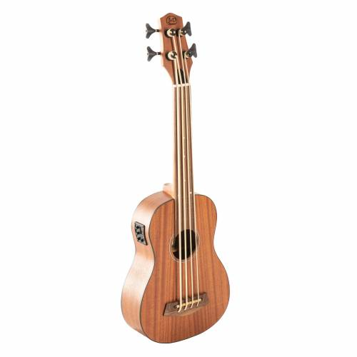 J & D - UK-BM1R FL Bass Ukulele Fretless
