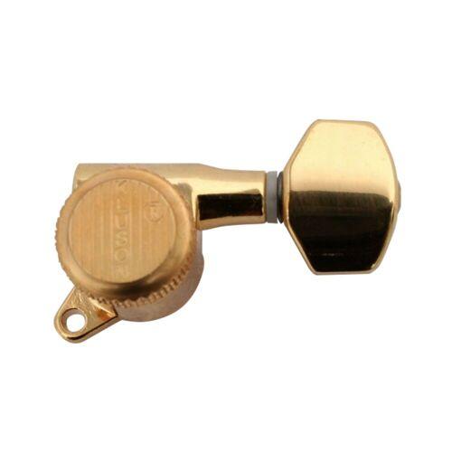 Kluson - MBSL6LG Backlock Tuners 6L Gold