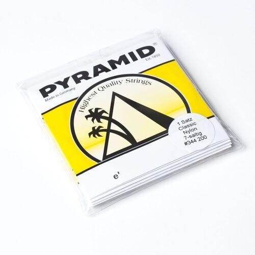 Pyramid - K-Git.Saiten 344 200 Mensur 65 cm, 7-saitig