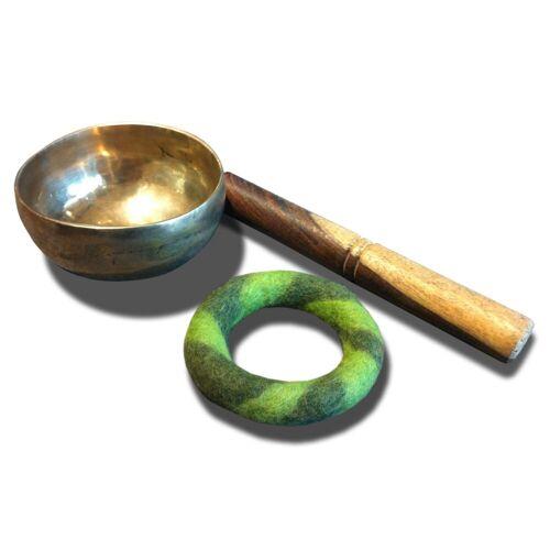 Terré - Klangschale 300, 250-350 g, inkl. Ring + Stick
