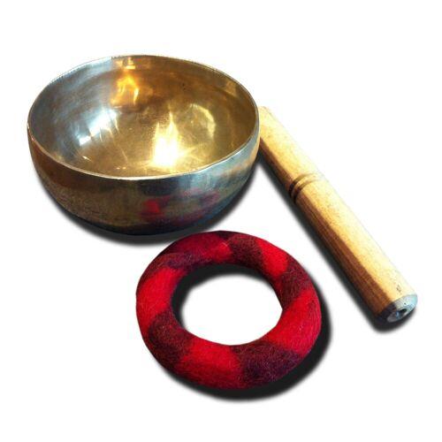 Terré - Klangschale 500, 450-550 g, inkl. Ring + Stick