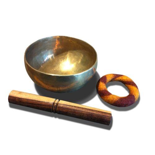 Terré - Klangschale 700, 650-750 g, inkl. Ring + Stick