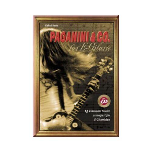Gerig-Verlag - Paganini & Co für E-Gitarre
