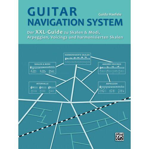 Alfred Music - Guitar Navigation System