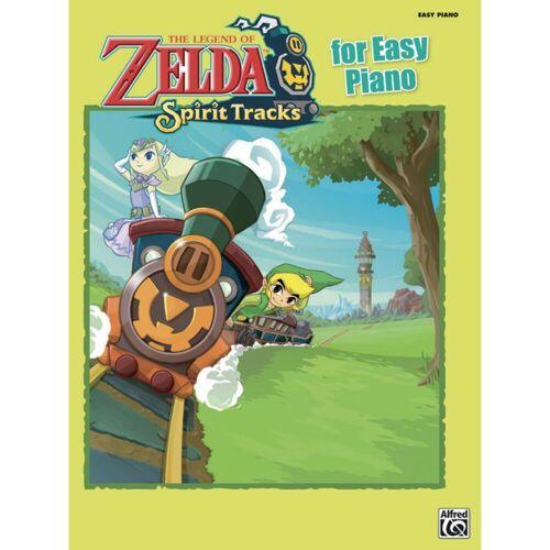 Alfred Music - The Legend of Zelda: Spirit Tracks for Easy Piano