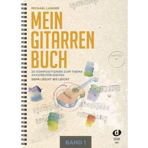 Edition Dux - Mein Gitarrenbuch 1