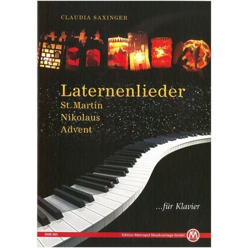 Edition Metropol - Laternenlieder Klavier