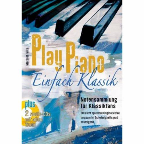 Gerig-Verlag - Play Piano - Einfach Klassik
