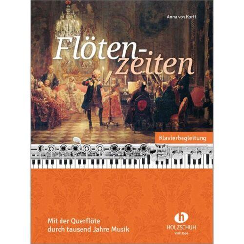 Holzschuh Verlag - Flötenzeiten - Klavierbegleitung