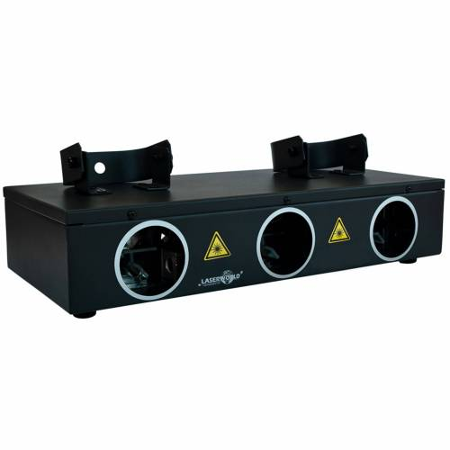 Laserworld - EL-200RGB 200mW RGB Laser