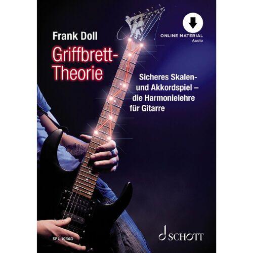 Schott Music - Griffbrett-Theorie