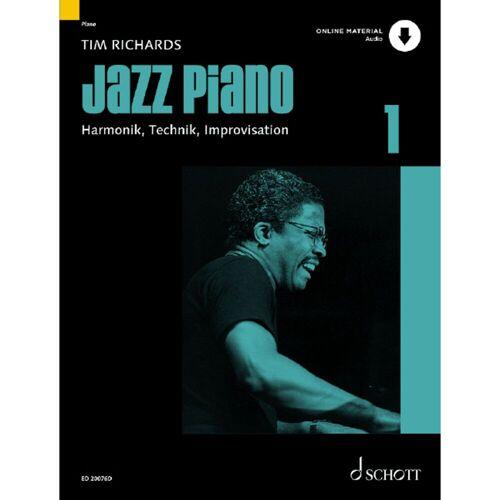Schott Music - Jazz Piano 1