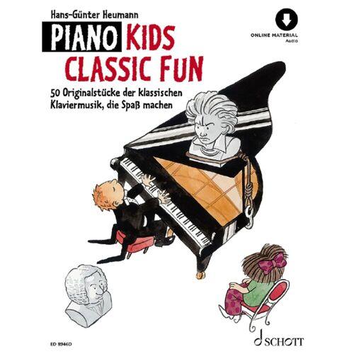 Schott Music - Piano Kids Classic Fun