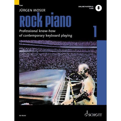 Schott Music - Rock Piano 1