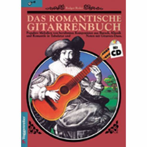 Voggenreiter - Das romantische Gitarrenbuch