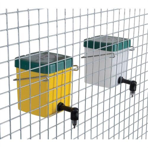 OLBA Trinkflasche 0,5L mit Bügelhalterung (gelb)
