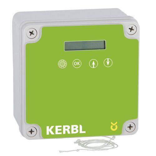 Kerbl Automatische Hühnerklappe - elektronischer Türöffner für den Hühnerstall
