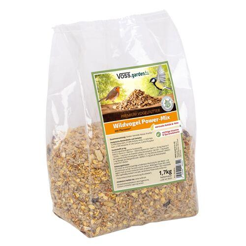 VOSS.garden Premium-Vogelfutter Power Mix für Wildvögel - schalenlos - 1,7kg