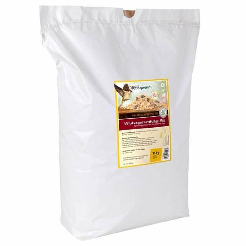 VOSS.garden Wildvogel Fettfutter-Mix 15kg