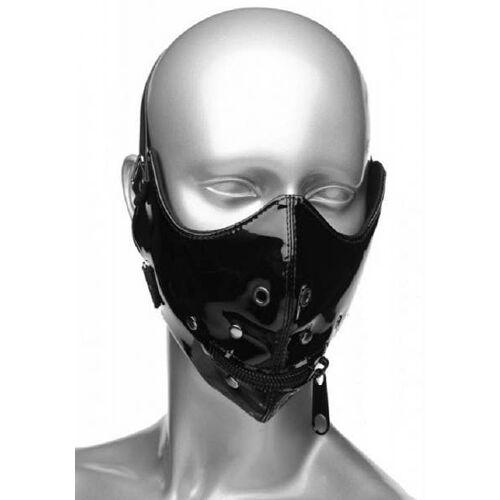 Master Series Mundmaske mit Reissverschluss