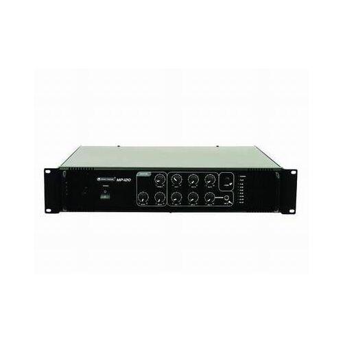 Omnitronic 100 Volt ELA-Misch-Verstärker OMNITRONIC MP120